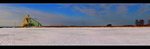 Just a little panorama by MikeleSVK