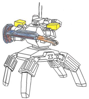 Sorts mech line by Trench-war