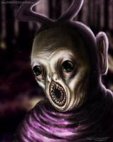 Tinky Winky from Teletubbies by AtomiccircuS