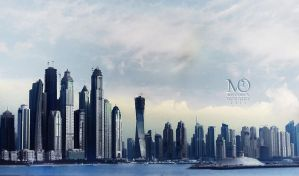 Tower Dubai by MoThEeR-212