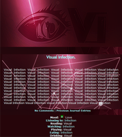Visual Infection Journal Skin. by JDeVector