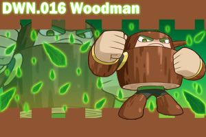 Woodman Powered Up by spdy4