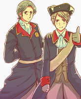 Prussia and Friedrich II by Ih-Kin