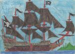 Gift: Hook's Jolly Roger by Edward-Smee