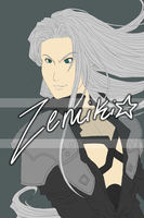 FF - Sephiroth by Zemiki