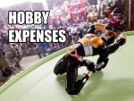 Hobby Expenses by phtoygraphy