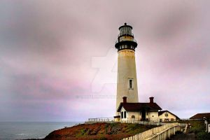 Pigeon Point Lighthouse by carterr