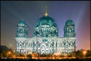 Berlin at light VI by stg123