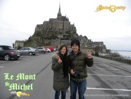 Le Mont St Michel 8 day by SpotlessDestiny