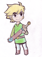 The Return of Link by MirkyJedi