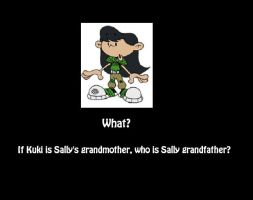 Sally's Grandpa.....? by CASSIE998