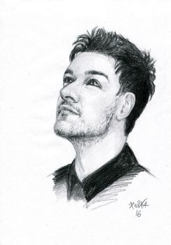 James McAvoy by polinaart1