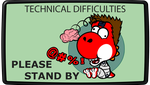 Technical Difficulties by Juliannb4