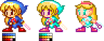 Pixel Star by OUTMACED121