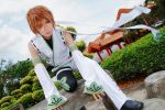 Tsubasa Reservoir Chronicle - Li Syaoran by Xeno-Photography