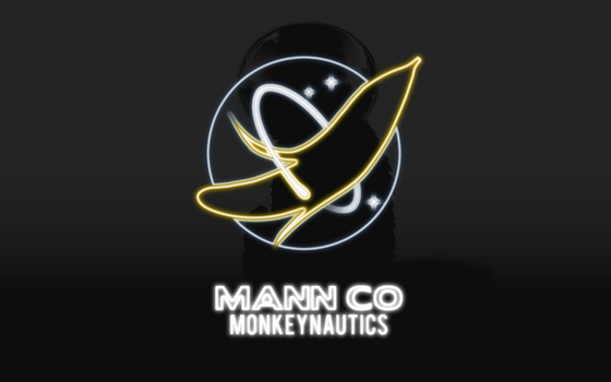 Monkeynautics Sign by npk1