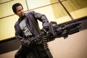 Punisher: Max Firepower by Kenshiro-FDP
