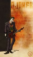 The DJOKER by Andrew-ak-47