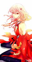 Guilty Crown - Inori by Pecore-Nere