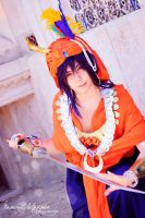 .:Sinbad - MAGI:. The Orange King by Manon-Blutsanguen