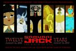 Twelve Years of Samurai Jack The Birth of Evil by timbox129