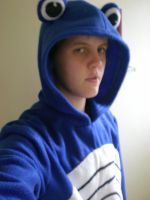 Poliwhirl hoodie by HereticalSun