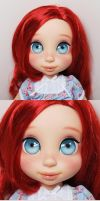 Disney Animators Collection Dolls - Ariel by Yvely