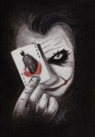 Joker by FligerSimona