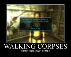 Walking corpses by IDegonI