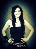 Anette Olzon from Nightwish by EVFanKayda1020