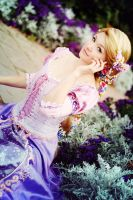 Disney: Rapunzel I by Aigue-Marine