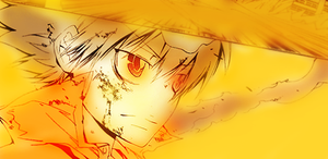 Tsuna 1st Colouring by Aerocross