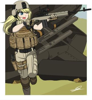 M14 by EquestrianMarine