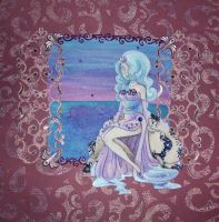 The Little Mermaid by LaPetitLapearl