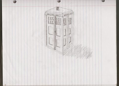 Tardis sketch by seth177