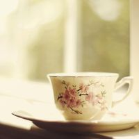 afternoon tea by aimeelikestotakepics
