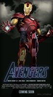 Avengers - Iron Man by ALilZeker