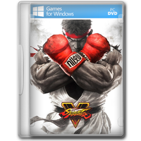 Street Fighter V .V2 by Saif96