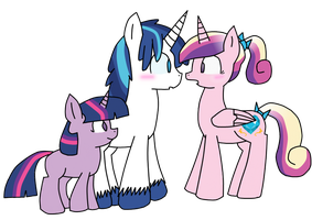 Love At First Sight by RainCupcake