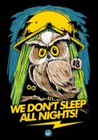 We Don't Sleep All Nights by LACHI17