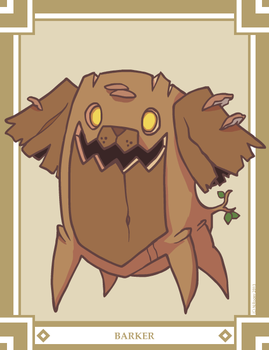 Monster Month II, #1: Barker by The-Knick