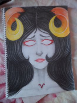 Aradia: What will you do? by zzpp14