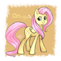 Fluttershy by Ange4l