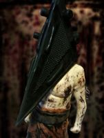 Pyramid Head Sculpt by Kanyon85