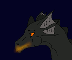 Animation test: Dragon  Fire Breath ::Click to see by xX-NIGHTBANEWOLF-Xx