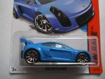 Masuretta MXR 2014 Thrill Racers (NM) (Blue) by Robat98