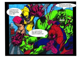 Joe Madureira Rules BA color Battle 04 by CDL113