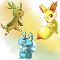 xY Starter by finiens
