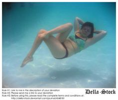 Esther Williams Wannabe.3 by Della-Stock
