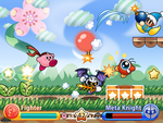 Kirby Hyper Nova - HD screenshot (fanmade game) by MarkProductions